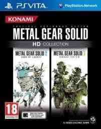 Metal gear solid HD collection (Ps vita) £12.99 preowned @ Grainger games