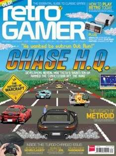 Retro Gamer Magazine £3 for next 3 issues (DD only) @ Imagine Publishing