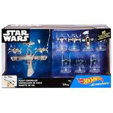 Hot Wheels Star Wars Flight controller 10 Die Cast Starships reduced to  £15.56 @ Costco MILTON KEYNES