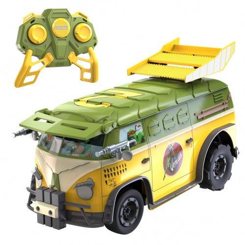 Nikko 9045 R/C Teenage Mutant Ninja Turtle Party Van £19.99 @ AMAZON (Prime exclusive) or Argos
