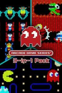 Arcade Game Series 3 in 1 (Xbox One) £2.56 @ Xbox (With Gold)
