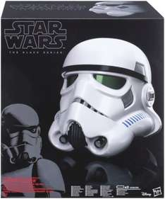 Star Wars Black Series Stormtrooper Voice Changer Helmet - IN STOCK  £62.99 @ Zavvi