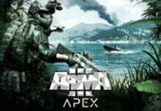 [Steam] Bohemia Sale - Arma 3 Apex edition 50% off £22.49