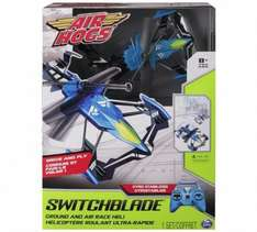 Air Hogs Switchblade 20% off at Argos for £27.99