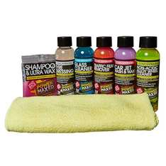Powermaxed 7 piece car care gift pack - ideal stocking filler was £18.90 now £6.69 with code - click & collect straight away @ Eurocarparts