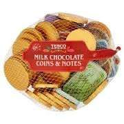 Tesco Coins And Notes 400G - Was £3 Now £1.50 at tesco