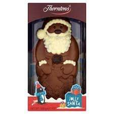 Thorntons Chocolate Santa 200G & Thorntons Reindeer 200G - Was £8 B1G1F Now £5 Buy 1 Get 1 Free at tesco