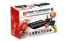 Atari Flashback 6 Classic retro games console with 100 games was £49.99 now £39.99 save 20% @ Argos