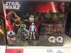 STAR WARS Force Awakens Jungle Set £10 @ Sainsburys