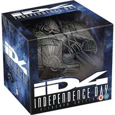 Independence Day: Attacker Edition - Limited Edition Blu-Ray £28.99 Delivered @ Zavvi