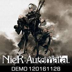 [PS4] NieR: Automata demo just up on PSN