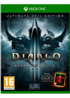 Diablo III: Reaper of Souls - Ultimate Evil Edition (Xbox One) £12.49 Delivered @ Base