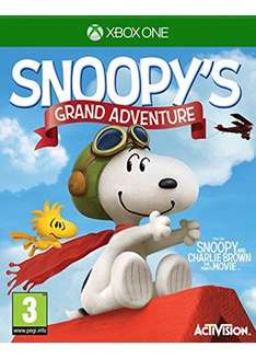 Peanuts Movie: Snoopy's Grand Adventure (XO/PS4) £9.99 Delivered @ Base