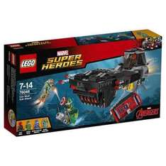 Lego Iron Sull Sub Attack - £14.24 at Tesco Direct (Lowest Price At Present)