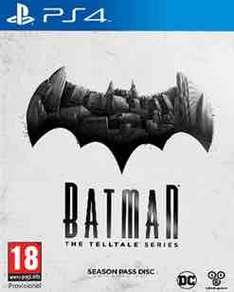 Batman: The Telltale Series (PS4/Xbox One) £15.99 Delivered @ GAME