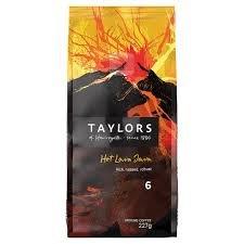 Taylors Hot Lava Java coffee £2.50 at Sainsbury's