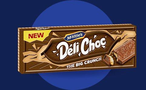 McVities Deli Choc 2 packs for £1 @Heron Foods (Instore)