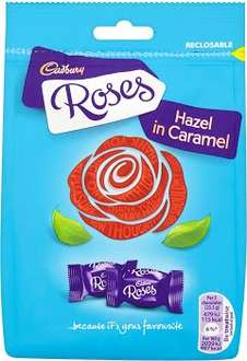 Roses Hazel in Caramel Pouch (92g) 49p @ Home Bargains