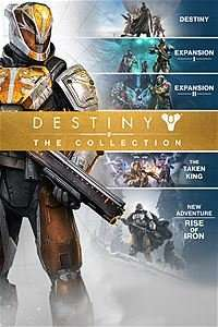 [Xbox One] Destiny: The Collection - £12.63 - Xbox Store (Brazil)