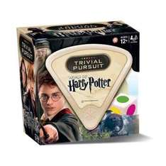 Harry Potter Trivial Pursuit Board Game £7.12 @ Tesco Direct - Free c&c