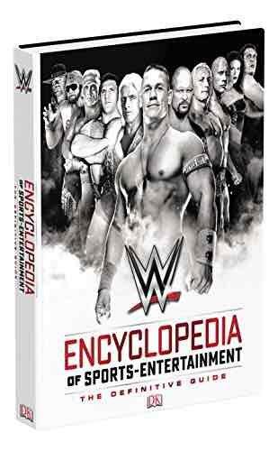 WWE Encyclopedia Of Sports Entertainment, 3rd Edition - £10 prime / £12.99 non prime @ Amazon