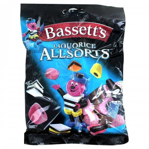 Bassett's Liquorice Allsorts 2 bags for £1 @ Heron