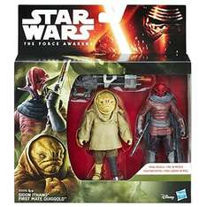 Star Wars The Force Awakens Sidon Ithano and First Mate Quiggold £7.73 prime / £11.72 non prime @ Amazon