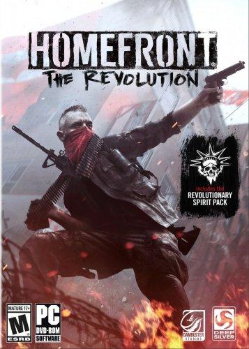 Homefront: The Revolution £8.99 @ Steam