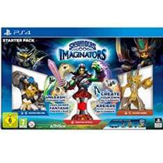 Skylanders imaginators PS4 £24.99 at Amazon