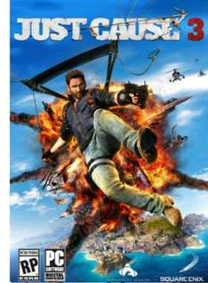 Just Cause 3 Steam Key for £8.60! www.scdkey.uk