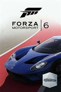 Forza Motorsport 6 Car Pass [ With Gold ] @ Microsoft store