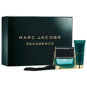 Marc Jacobs 'Decadence' / 'Divine Decadence' eau de parfum 50ml Christmas gift set - instore Debenhams