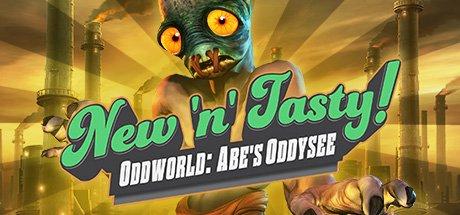 Oddworld: New 'n' Tasty £3.74 @ Steam