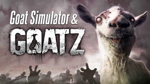 Goat Simulator + GoatZ DLC £1.97 @ Bundlestars
