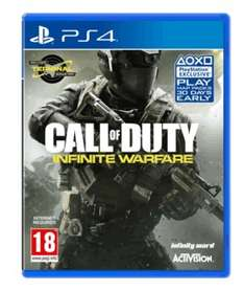 Call of Duty Infinite Warfare (PS4/Xbox One) £19.99 @ GAME