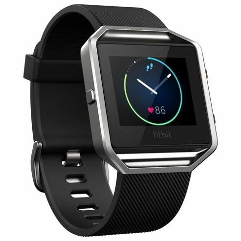 Fitbit Blaze £132.99 TESCO (FREE C&C) & AMAZON (FREE DELIVERY)