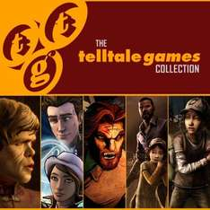 Telltale Games Collection (PS4) incl. GoT, Borderlands, Walking Dead S1+2, Wolf Among Us (PSN+ Members) @ PS Store