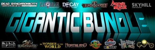 Daedalic - Gigantic Bundle 14 games 90% off inc skyhill steam