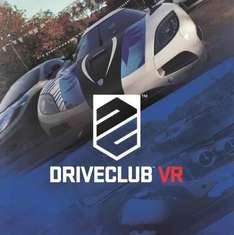 Drive Club VR - PSVR £15.99 on PSN reduced from £29.99