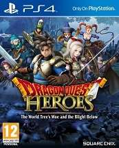 DRAGON QUEST HEROES: The World Tree's Woe and the Blight Below (As New) - Sony PS4 - £8.03 Delivered @ Boomerang Rentals