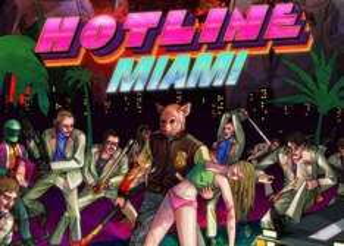 Hotline Miami 1-PSN UK for £1.99