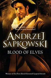 Witcher Saga Novels Kindle Edition 99p all on discount @ Amazon