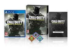 Call Of Duty: Infinite Warfare Standard Edition w/ Extra Content and Pin Badges (Exclusive to Amazon.co.uk) (PS4/XB1) £21.99 [ALSO AVAILABLE ON PRIME NOW]  @ Amazon