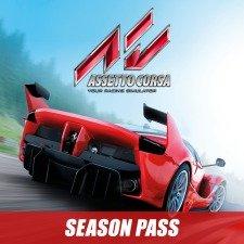 Assetto Corsa PS4 DLC Season Pass £11.99 @ Playstation Store