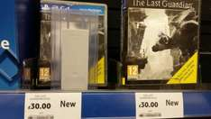 The Last Guardian (PS4) - £30 Tesco Instore
