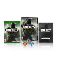 Call Of Duty: Infinite Warfare Standard Edition w/ Extra Content and Pin Badges (Exclusive to Amazon.co.uk) Xbox One £21.99 Amazon (Prime Now possible 16.99)