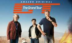 FREE First episodes of THE GRAND TOUR & other Amazon Originals!