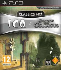 ICO and Shadow of the Colossus Classics HD (PS3) £5.79 @ PSN