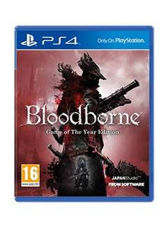 [PS4]Bloodborne game of the year edition £25.99 - Base.com