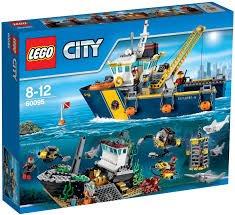 Lego City 60095 deep sea vessel retired rrp £79.99 now £53.29 @ Amazon